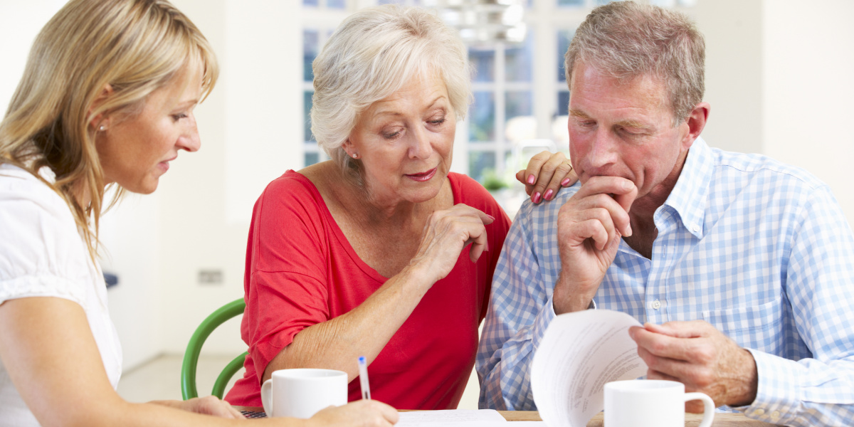 Reverse Mortgage Decision