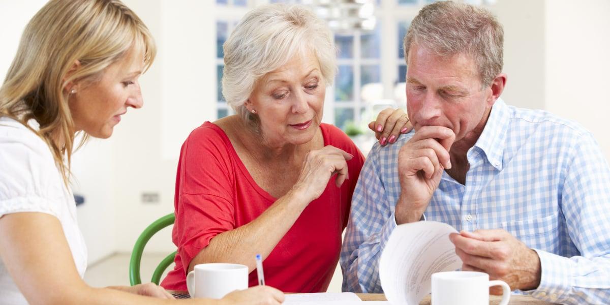 Reverse Mortgage Decision