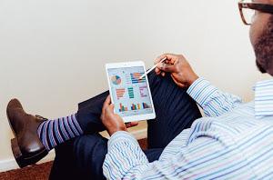 Self-Employed Business Charts